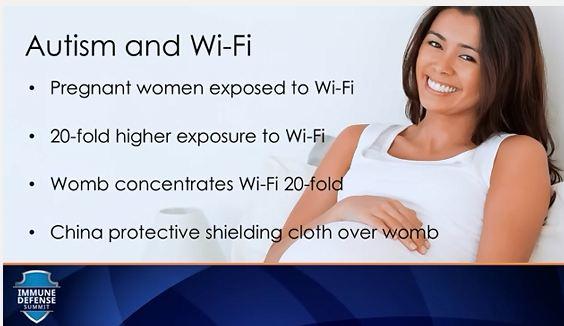 Autisme og Wifi