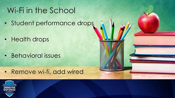 Wifi og skole