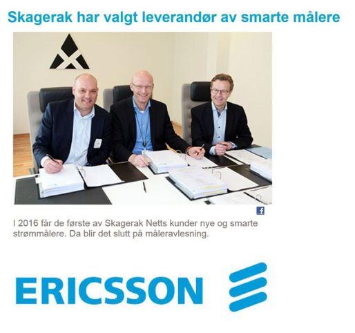 skagerak + Ericssons