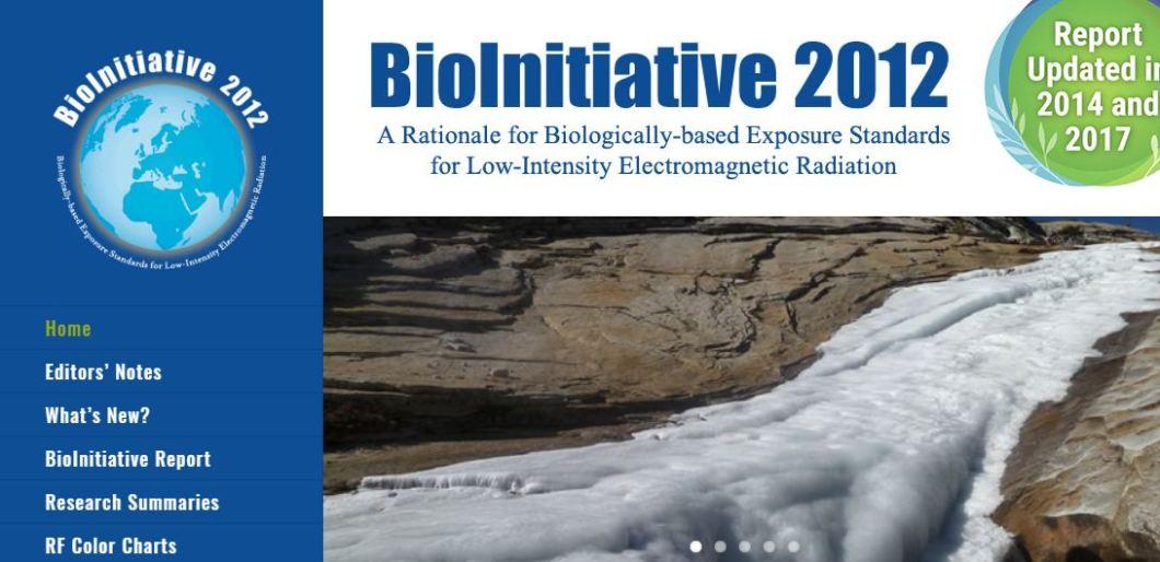 Bioinitativet 2012