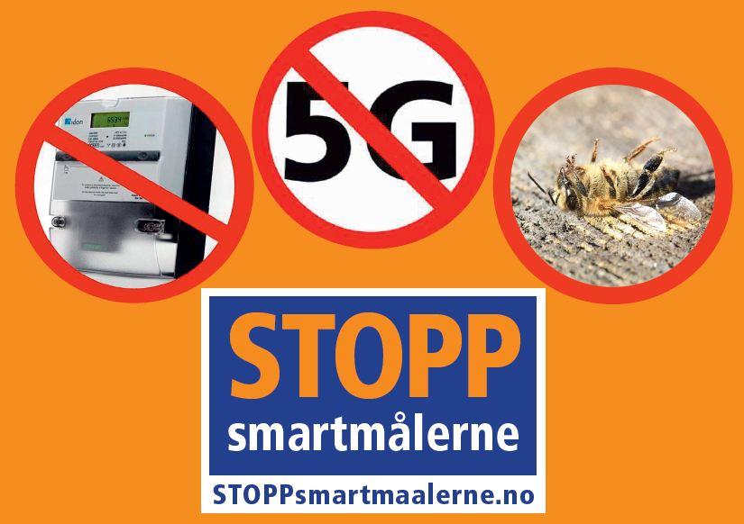 STOPP Smartmålerne pg biedød