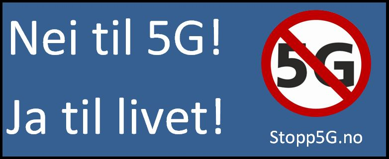 Nei til 5G ny