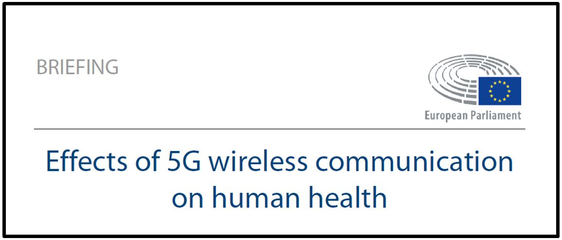 Effects of 5G wireless communication on human health1