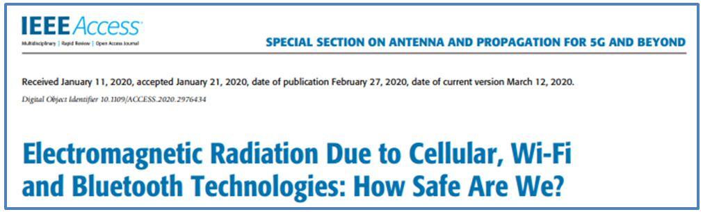 IEEE og EMF forskning 2