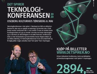 Teknologi konferansen 2020 2