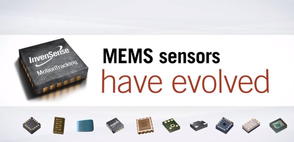 Mems sensorer