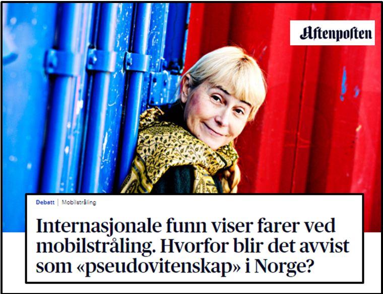 Pseudovitenskap i Norge