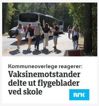Vaksinemotstander NRK entall 3-09-2021 2